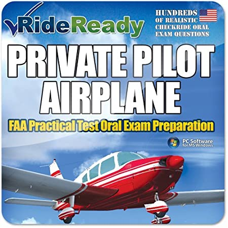 RideReady Private Pilot Airplane FAA Practical Test (Checkride) Oral Exam Preparation 2012-2013