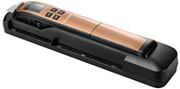 Avision Miwand2L PRO scanner mobile (600dpi, 4,5 cm (1,8 pouces) LCD, USB 2.0) or