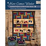 Here Comes Winter: Quilted Projects t...