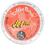 Coffee People Dark Roast, Jet Fuel, K...