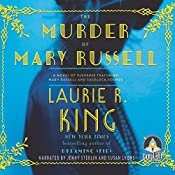 The Murder of Mary Russell: Mary Russell and Sherlock Holmes, Book 14 | Laurie R. King