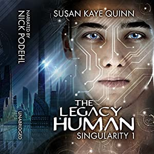 The Legacy Human Audiobook