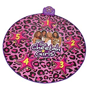 Cheetah Girls Dance Mat