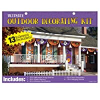 Halloween Outdoor Decorating Kit by AMSCAN