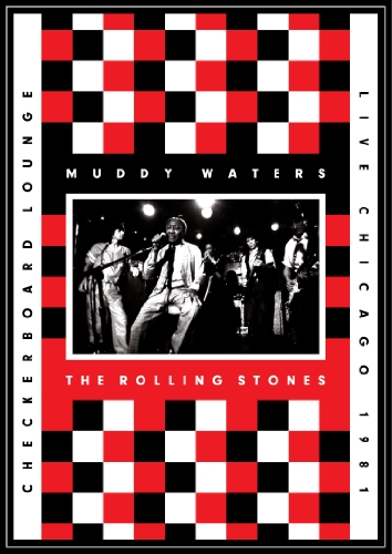 Muddy Waters & The Rolling Stones Live At The Checkerboard Lounge, Chicago 1981 DVD/CD (Muddy Waters Dvd compare prices)