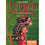 Harcourt Science - Teachers Edition - Earth Science Units C and D (Harcourt Science)