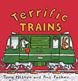 Terrific Trains (Turtleback School & Library Binding Edition) (Amazing Machines)