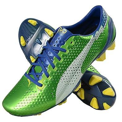 Amazon.com: Puma evoSPEED 1 FG SL: Shoes