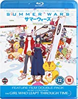 Summer Wars / The Girl Who Leapt Through Time [Blu-ray]
