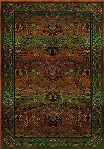 Amazon.com - Oriental Weavers Kharma K465J4060090ST Area Rug, 2' x 3