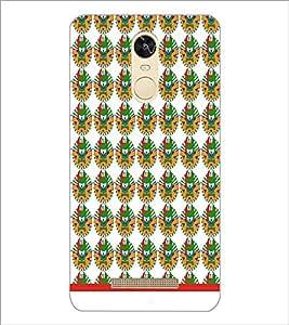 PrintDhaba Pattern D-1542 Back Case Cover for XIAOMI REDMI NOTE 3 (MEDIA TEK) (Multi-Coloured)
