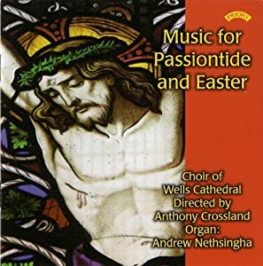 Music for Passiontide and Easter
