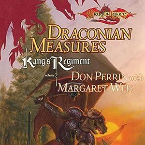 Draconian Measures: Dragonlance: Kang's Regiment, Book 2 | [Margaret Weis, Don Perrin]