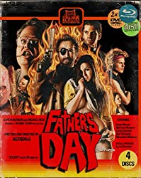 Father's Day 4 Disc Limited Edition Numbered Blu-ray/ 2x DVD/CD