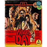 Father's Day 4 Disc Limited Edition Numbered Blu-ray/ 2x DVD/CD ~ Adam Brooks