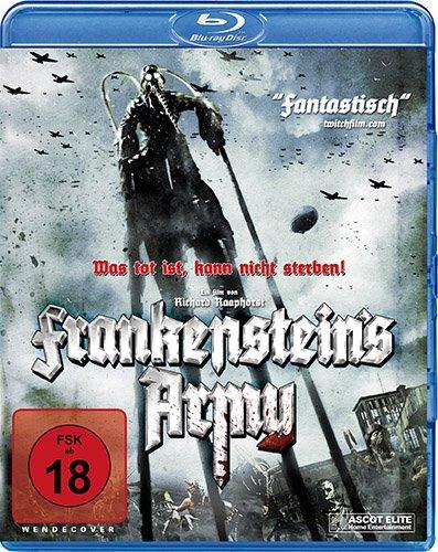 Frankenstein's Army [Blu-ray]