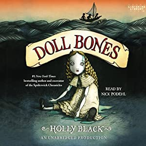 Doll Bones Audiobook