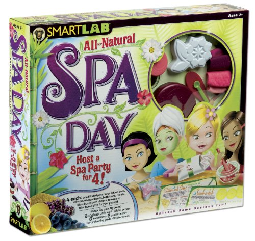 Smart Lab All Natural Spa Day