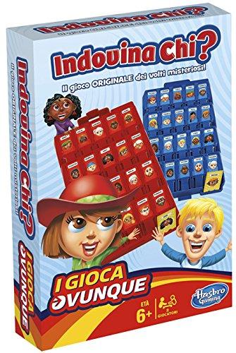 Hasbro B1204103 - Travel Indovina Chi