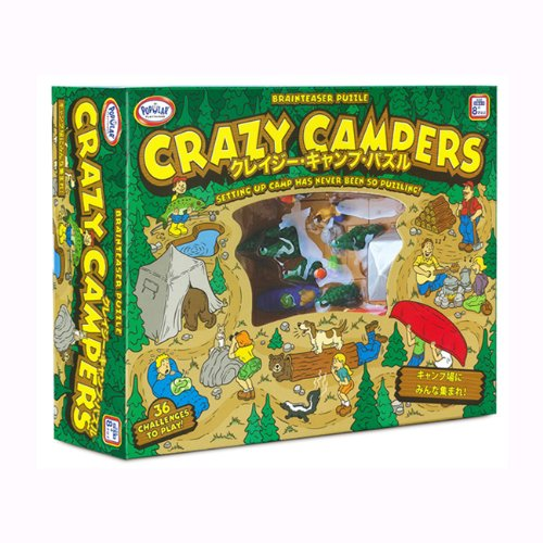 61Agb9oCnKL Buy  Popular Playthings Crazy Campers Puzzle