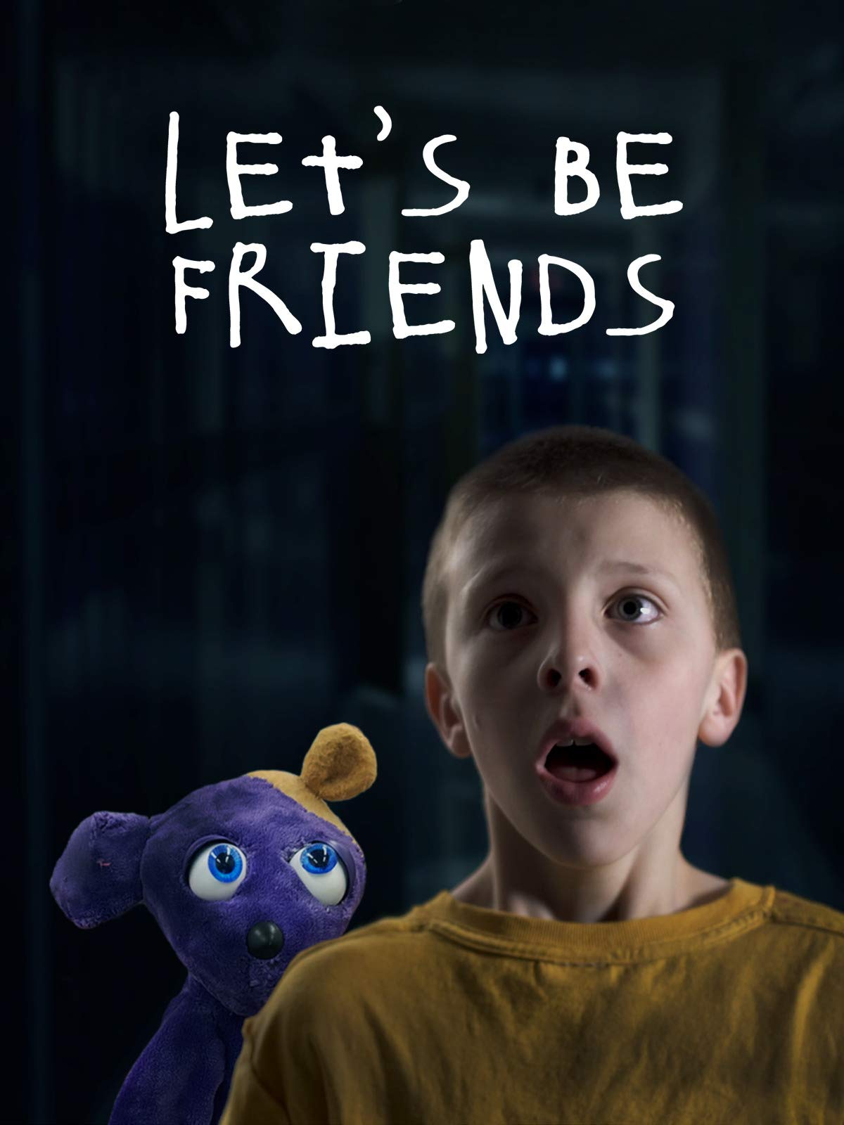 Let's Be Friends on Amazon Prime Instant Video UK