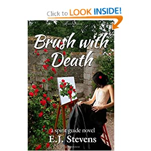 Brush with Death by E. J. Stevens