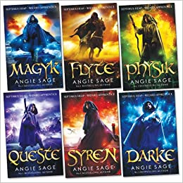 , Syren) (Wizard Apprentice Series Collection) (Septimus Heap, 1-6