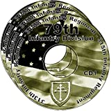 img - for 79th Infantry Division WW2 RESEARCH CD OF BOOKS, INFO, FILES, REPORTS, NARRATIVES, HISTORY 3CDs book / textbook / text book