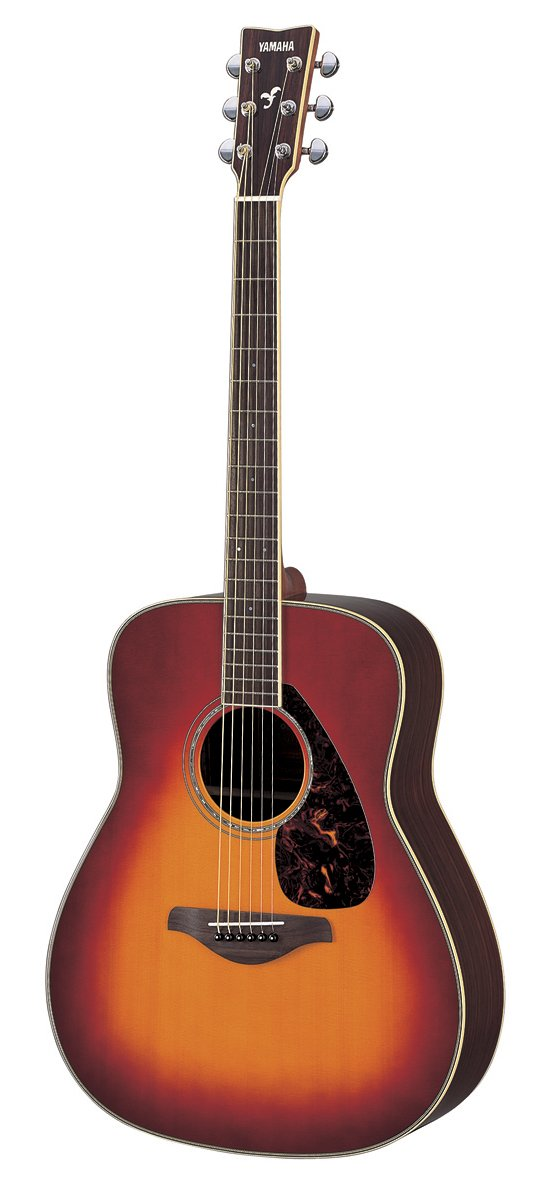 Yamaha FG730S Acoustic Guitar - Best for Beginners
