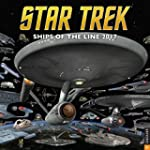Star Trek 2017 Calendar: Ships of the...