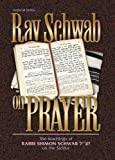 Rav Schwab on Prayer (ArtScroll series)