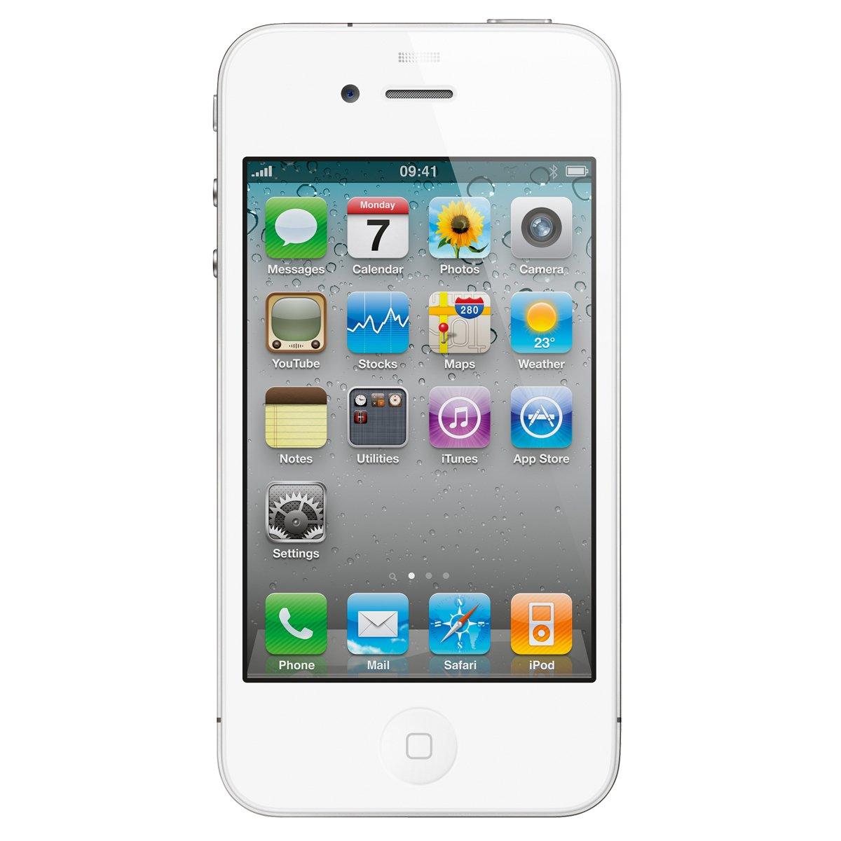 Apple Iphone 8gb Apple 8gb Sim Free Iphone 4
