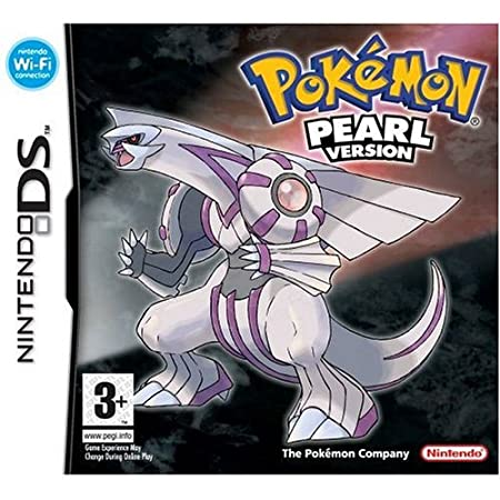 Pokémon Pearl (Nintendo DS)