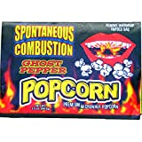 Spontaneous Combustion Microwave Ghost Pepper Popcorn - For Those Brave Souls That Can Take the Heat.
