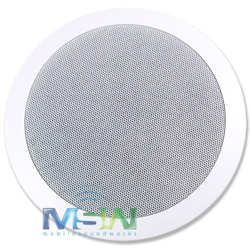 """Pbx (Powerbass) Home Audio Sc-6.5Cd 6-1/2"""" Sc-Series Sound Contractor 2-Way Dual 8 Ohm In-Ceiling Speaker"""