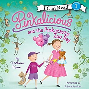Pinkalicious and the Pinkatastic Zoo Day | [Victoria Kann]