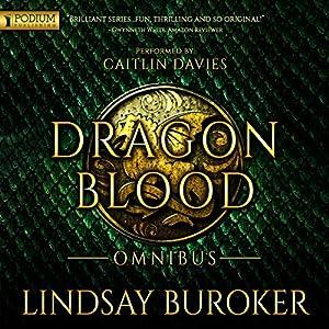 Dragon Blood - Omnibus Audiobook