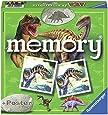 Ravensburger - 22099 - Jeu Éducatif et Scientifique - Grand Mémory Dinosaures