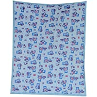 Aarushi Large Baby Blue Spongy Plastic Chaining Mat(ARSH_57)(color May Vary)