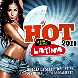 echange, troc Compilation - Hot Latina 2011 (2 CD)