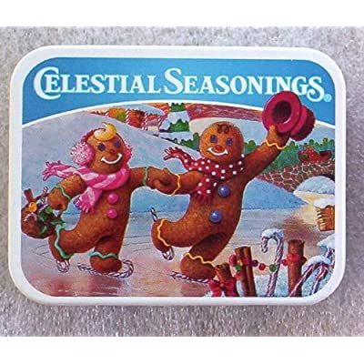 Celestial Spice Tea Tea Tin Gingerbread Spice