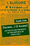 J'accuse...! (I Accuse): Letter to th...