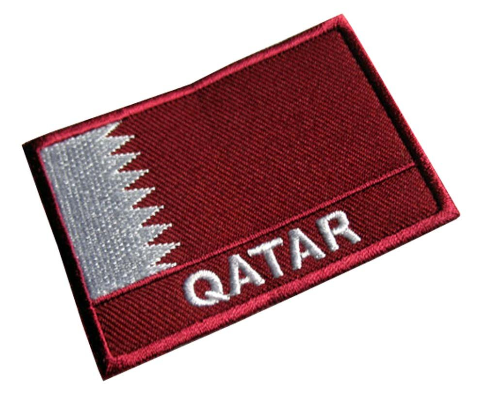 Qatari National Flag Patch