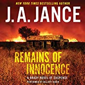 Remains of Innocence: A Brady Novel of Suspense | [J. A. Jance]