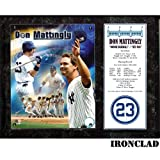 Exclusive Don Mattingly Collectors Plaque