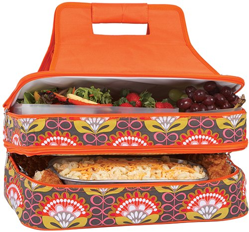 Picnic Plus Entertainer Hot & Cold Food Carrier - 1