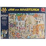 Jumbo 17462 - Jan van Haasteren, Die Baustelle, 3000 Teile