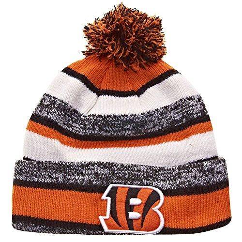 New Era NFL 2014 On-Field Knit Hat (Bengals)