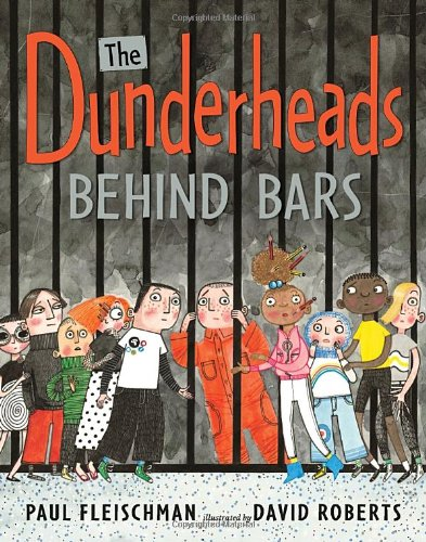 The Dunderheads Behind Bars cover image