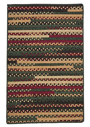 Market Mix Rect Rug, 2 by 3-Feet, Winter